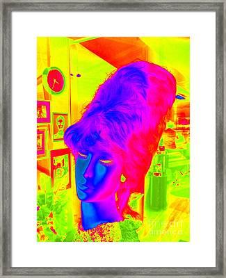 Beehive Beauty Framed Print by Ed Weidman