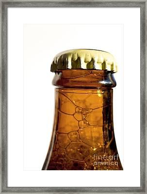 Beer Framed Print by Edward Fielding