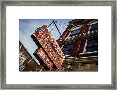 Beer Framed Print by Off The Beaten Path Photography - Andrew Alexander