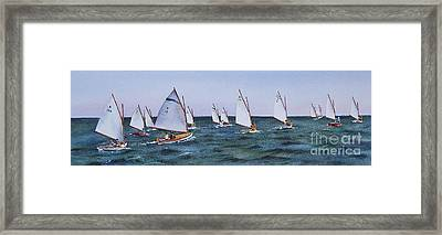 Beetlecat Race Framed Print