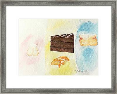 Before - After  Framed Print by Geeta Biswas