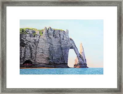 Before All Ages Framed Print by Richard Barone