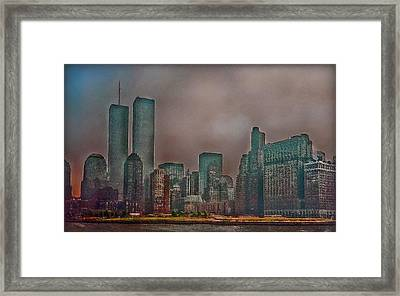 Framed Print featuring the photograph Before by Hanny Heim