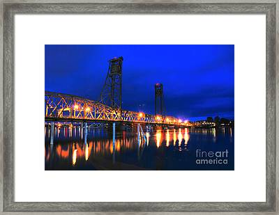 Before It Went Framed Print