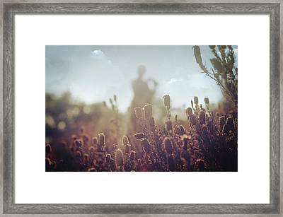 Before Love Framed Print