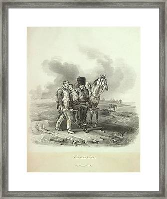 Before Smolensk Framed Print by British Library