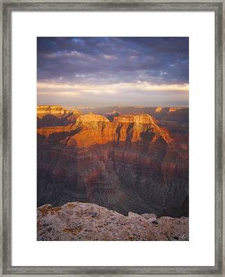 Before Sublime Colors Framed Print by Peter Coskun
