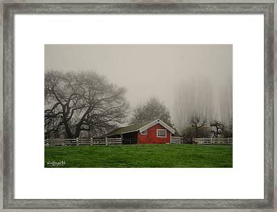 Before Sunrise Framed Print by Sarai Rachel