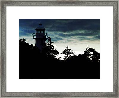 Before Sunrise Framed Print by Zinvolle Art