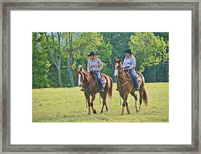 Before The Events Framed Print by Kenny Francis