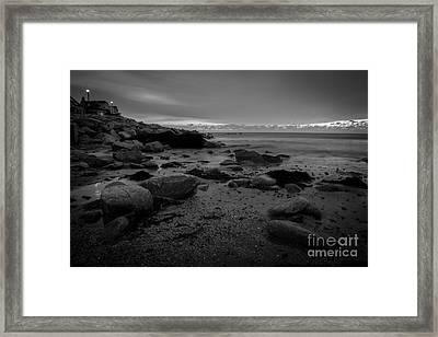 Before The Sun Framed Print by Sue OConnor