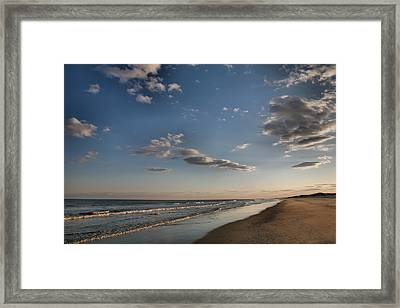 Before There Was Time Framed Print by Steven Ainsworth