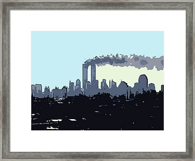Before We Knew Framed Print