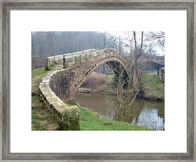 Beggars Bridge Framed Print by Doug Thwaites