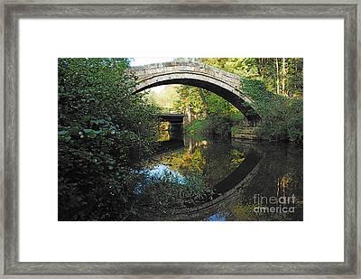 Beggars Bridge Three Framed Print by Doug Thwaites