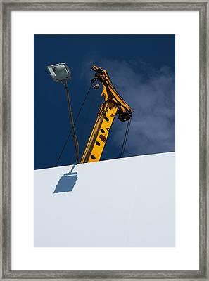 Begin From The Very Beginning Framed Print by Alexander Senin