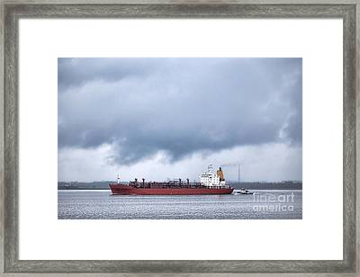 Begin The Voyage  Framed Print by Olivier Le Queinec