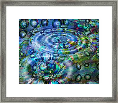 Beginnings Framed Print by Wendy J St Christopher