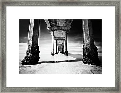 Behemoth II Framed Print by Ryan Weddle