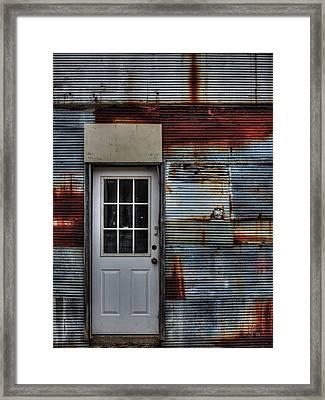 Behind Ripley 001 Framed Print
