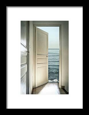 Gateway Framed Prints
