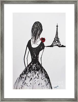 Behold  Framed Print by Trilby Cole