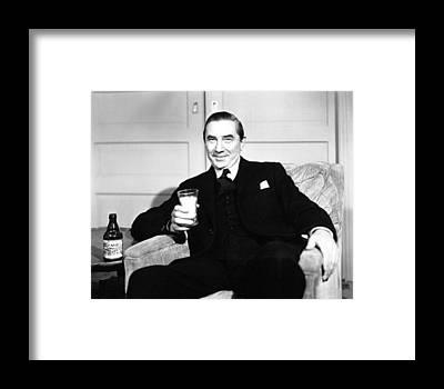 Bela Lugosi Framed Prints