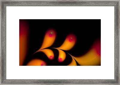 Beleave Me Framed Print