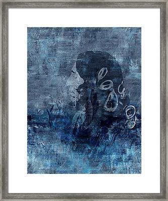 Belief Framed Print by Jack Zulli