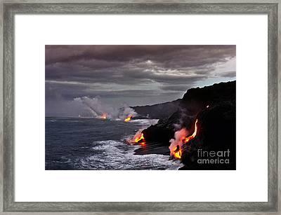Believe Framed Print by Karl Voss