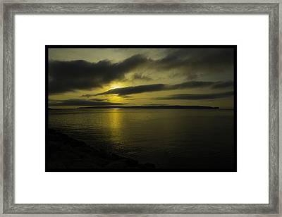 Bell Island Framed Print