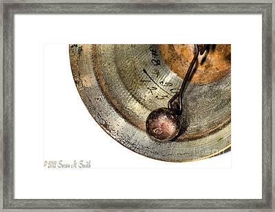 Bell No. 8 Framed Print