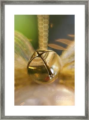 Bell Ornament Framed Print by Birgit Tyrrell