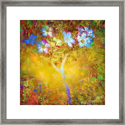 Bella Flora-tropicala Framed Print