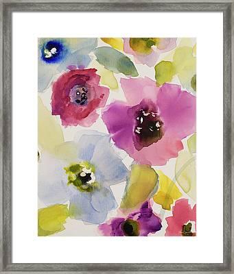 Belle Lumiere I Framed Print by Lanie Loreth