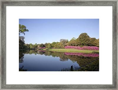 Bellingrath Gardens In Theodore Framed Print by Carol M Highsmith