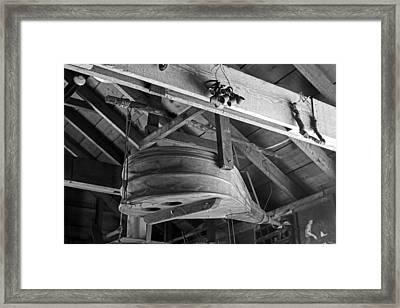 Bellows Framed Print