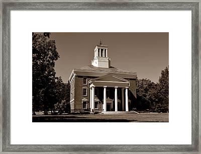 Beloit College Framed Print