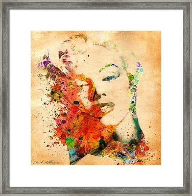 Beloved Framed Print by Mark Ashkenazi