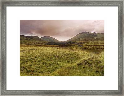 Ben Lawers - Scotland - Mountain - Landscape Framed Print