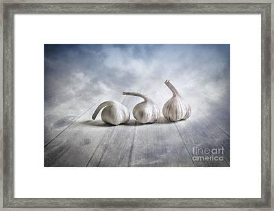 Bending Framed Print by Veikko Suikkanen