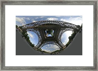 Beneath Framed Print by Gary Lobdell