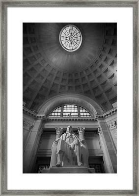 Benjamin  Framed Print