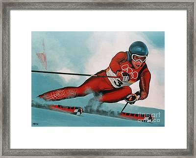 Benjamin Raich Framed Print