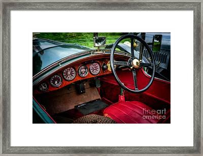 Bentley 3 Litre Framed Print