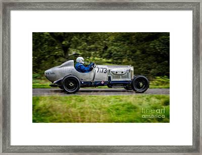 Bentley Framed Print by Adrian Evans