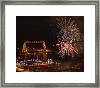Bentleyville 2012 Framed Print