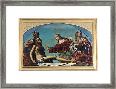 Benvenuti Giovanni Battista Known Framed Print