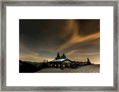Berchtesgadener Land Framed Print by Deryk Baumgaertner