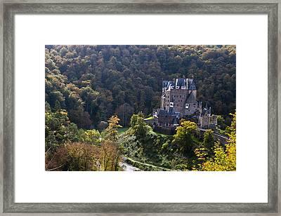 Burg Eltz Castle Rhineland-palatinate Framed Print